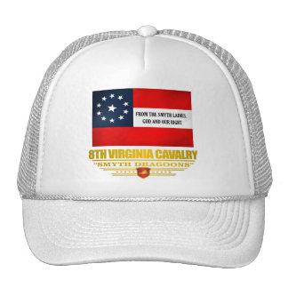 8vo Caballería de Virginia (Dragoons de Smyth) Gorras De Camionero