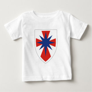 8vo Comando de la ayuda del campo T-shirt