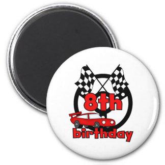 8vo cumpleaños de las carreras de coches iman