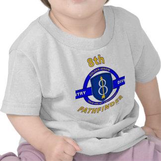 8vo DIVISIÓN de INFANTERÍA PIONERO Camiseta