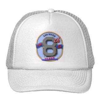 8vo Gorra de la flota