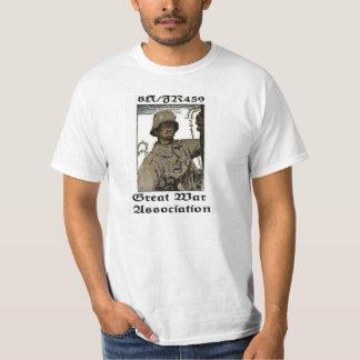 8vo Kompagnie, camisetas de la unidad IR459 Playeras