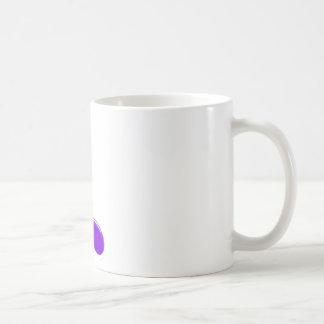 8vo Observe 2010 agrietados púrpuras invertidos gr Tazas De Café