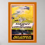 8vo préstamo de la guerra del austriaco posters