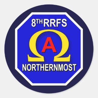 8vo RRFS 1s Etiqueta