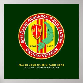 8vo RRFS 2 - ASA Vietnam Póster
