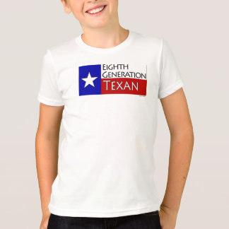 8vo Texan de la generación Polera