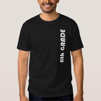 8vo Vertical del grado Camisas