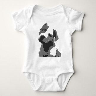 8weeks baby bodysuit