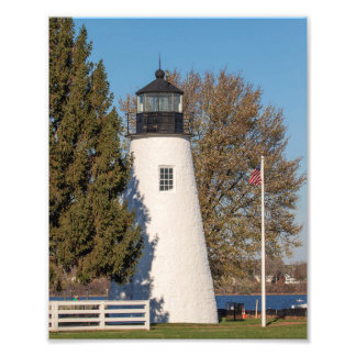 8x10 Concord Point Lighthouse Photo Print