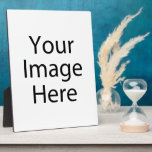 "8x10"" Plaque Photo Panel with Easel"