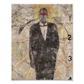 "8x10 Print ""The Man"""