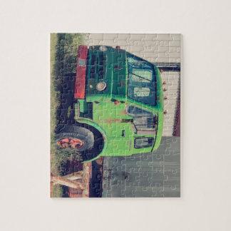 8X10 Rustic, Classic Truck Puzzle