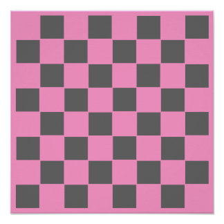 "8x8 Checkers TAG Board (1-1/4"" fridge magnets) Print"