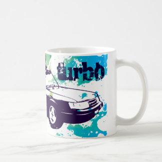 900-vert turbo mug- grunge blue/green