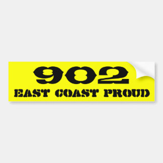 902 Bumper Sticker