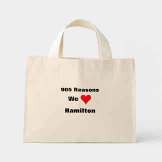905 Reasons We Love Hamilton Mini Tote Bag
