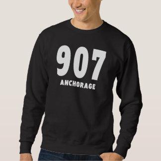 907 Anchorage Sudadera