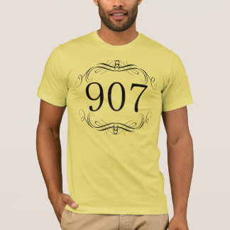 907 Area Code T-Shirt