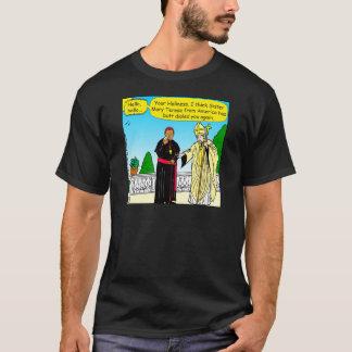 908 butt dial (call) the pope cartoon T-Shirt