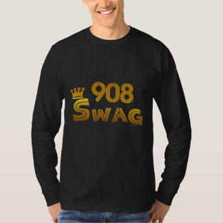 908 New Jersey Swag T-Shirt