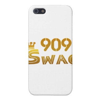 909 California Swag Cover For iPhone SE/5/5s