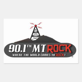 90.1 MtRock Sticker