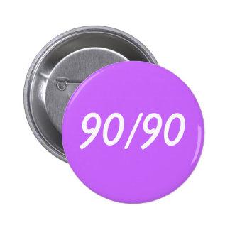 90/90 2 INCH ROUND BUTTON
