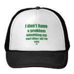 90 Admit my age Trucker Hats