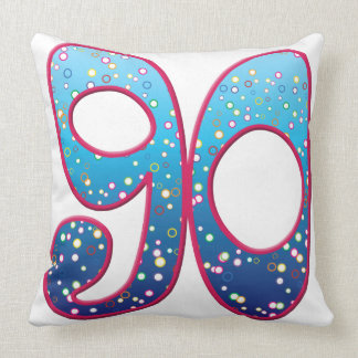 90 Age Rave Pillow