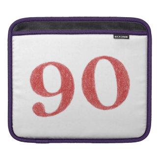 90 años de aniversario fundas para iPads