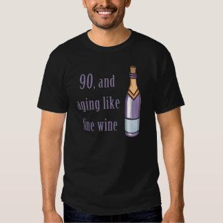 90.as ideas divertidas del regalo de cumpleaños camisas