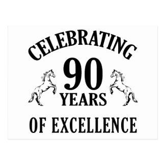 90.as ideas elegantes del regalo de cumpleaños postal