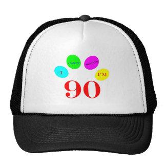 90 Balloons Hats