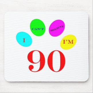 90 Balloons Mousepad