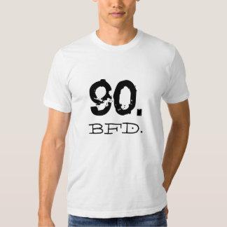 90. , BFD. POLERA
