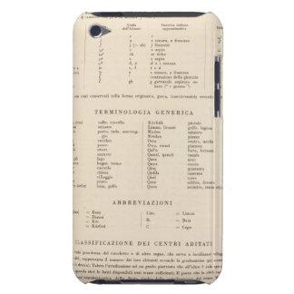 90 Legend Western Anatolia, Aegean Islands Case-Mate iPod Touch Case