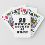 90 never looked so good poker deck