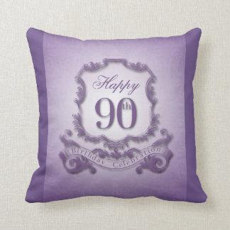 90.o Celebración del cumpleaños con el mensaje Almohadas