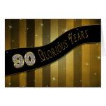 90.o cumpleaños - años gloriosos felicitaciones
