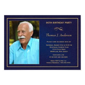 """90.o Las invitaciones de la fiesta de cumpleaños - Invitación 5"""" X 7"""""""