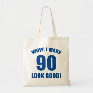 90.o Regalo de la mordaza del cumpleaños (b) Bolsa