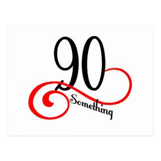 90 Something Postcard