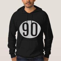 90 - Sport/Casual Clothing Hoodie