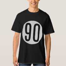 90 - Sport/Casual Clothing T-Shirt
