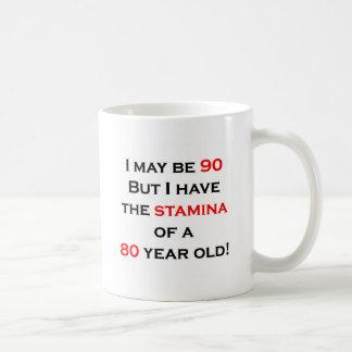 90 stamina mug