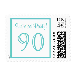 90 Surprise Party Postage