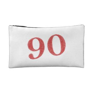 90 years anniversary cosmetic bag
