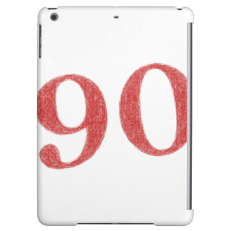 90 years anniversary iPad air cases