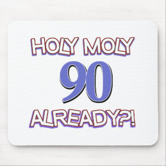 90 years design mouse pad
